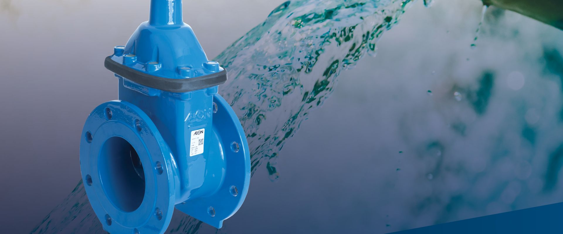 EcoValve for water