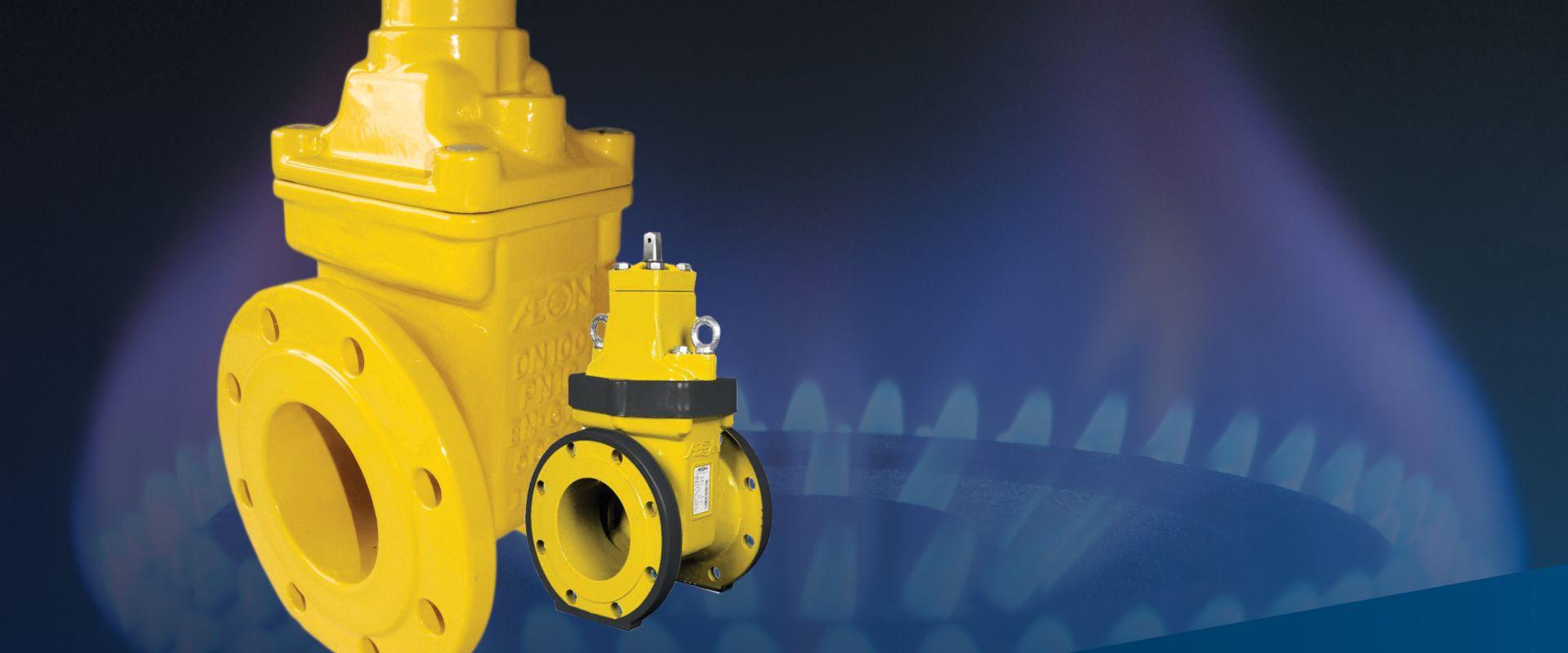 Smart gas valve solutions